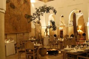 Restaurante Riad Tamsna