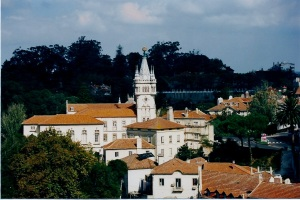Pazos do concelho Sintra